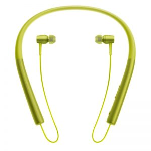 Sony MDREX750BTY Wireless In-Ear Headphone with Bluetooth and NFC 932182
