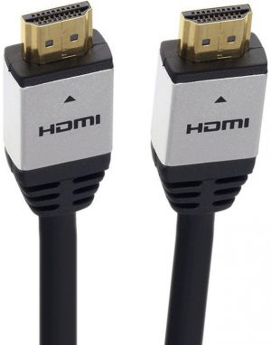 Moki ACC-CAHS15 HDMI High Speed Cable with Ethernet 1.5m 928565