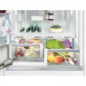 Liebherr ECBN6156LH 585L Integrated Bottom Mount Fridge 991519
