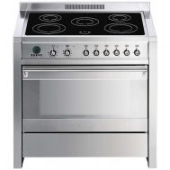Smeg A1PYID-7 90cm Opera Series Freestanding Electric Oven/Stove