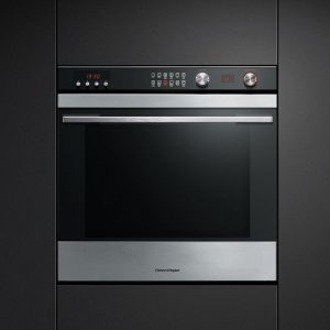 Fisher & Paykel OB60SL11DCPX1 60cm Pyrolytic Electric Built-In Oven 1005879