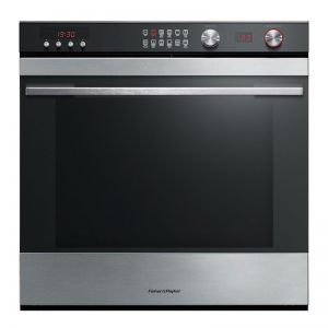 Fisher & Paykel OB60SL11DCPX1 60cm Pyrolytic Electric Built-In Oven 1005877