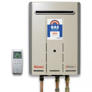 Rinnai INF26TN60M Natural Gas Continuous Flow Hot Water System 1013256