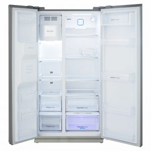 Smeg SR611X 604L Side by Side Fridge 1004382