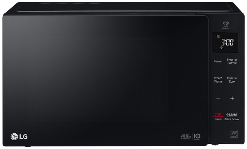 Lg Ms2336db Neochef 23l Smart Inverter 1000w Microwave
