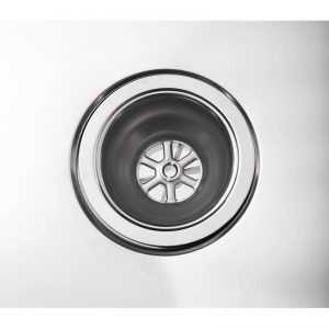 Arc IS11RS3 1 and 3/4 Bowl Left Hand Drainer Inset Sink 1058071