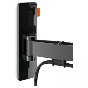 Vogel's WALL3145B Full Motion TV Wall Mount For 19 to 40 Inch TVs 1089176