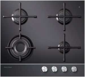 Fisher & Paykel CG604DNGGB1 60cm Natural Gas Cooktop 1089281