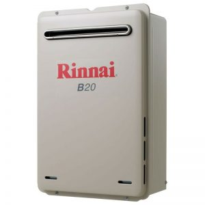 Rinnai B20N50A 20L Natural Gas Instantaneous Hot Water System 1182293