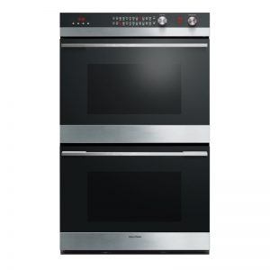 Fisher & Paykel 76cm OB76DDEPX3 Electric Built-In Double Oven 1180128