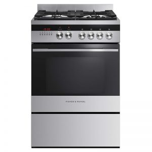Fisher & Paykel OR60SDBGFX2 60cm Freestanding Dual Fuel Oven/Stove 1212639
