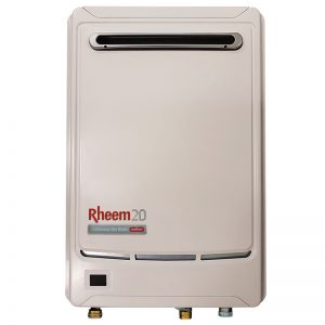 Rheem 20 Litre NATURAL GAS 60C Continuous Flow Hot Water Heater 874820NF 1215171