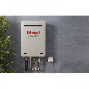 Rinnai S20N Solar Booster Natural Gas Hot Water System 1215324