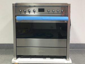 Smeg A11XPY-9 Opera Thermoseal Pyrolytic Dual Fuel Oven/Stove 1248877
