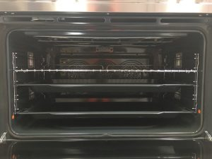 Smeg A11XPY-9 Opera Thermoseal Pyrolytic Dual Fuel Oven/Stove 1234108