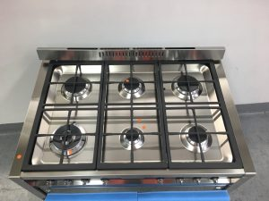 Smeg A11XPY-9 Opera Thermoseal Pyrolytic Dual Fuel Oven/Stove 1234099