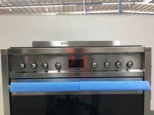 Smeg A11XPY-9 Opera Thermoseal Pyrolytic Dual Fuel Oven/Stove 1234098