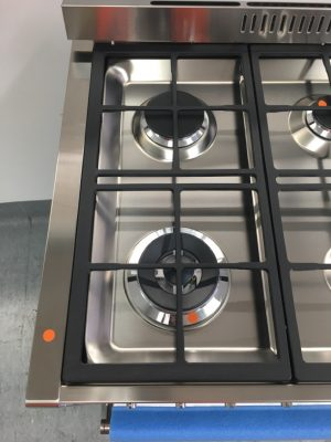 Smeg A11XPY-9 Opera Thermoseal Pyrolytic Dual Fuel Oven/Stove 1234101