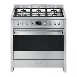 Smeg A11XPY-9 Opera Thermoseal Pyrolytic Dual Fuel Oven/Stove 1234278
