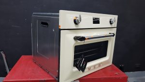Smeg SFA4920VCP 45cm Victoria Aesthetic Compact Electric Built-In Combi-Steam Oven 1238826