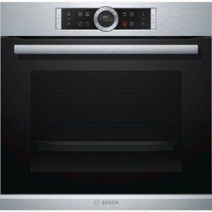 Bosch HBG633BS1A 60cm Serie 8 Electric Built-In Oven 1270000
