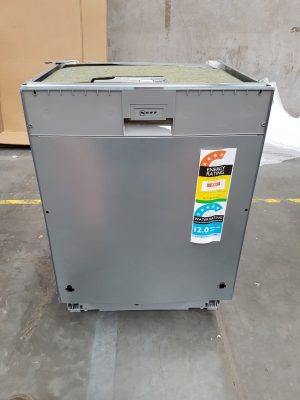 Neff S525T80D0A Fully Integrated Dishwasher 1304099