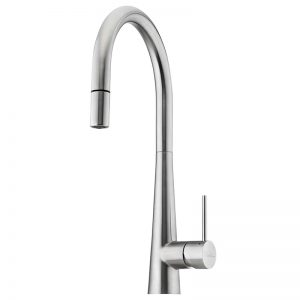 Oliveri SS2525 Essente Goose Neck Pull Out Mixer Tap 1364901