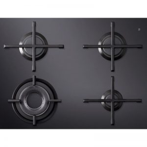 Fisher & Paykel CG604DNGGB1 60cm Natural Gas Cooktop 1391895
