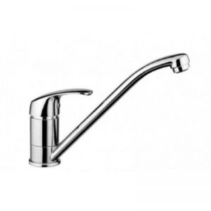 Blanco DINAS8S175RD-BT489 1 and 3/4 Bowl Left Hand Drainer Sink and Tap 1530430
