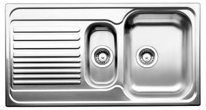 Blanco BTIPO6SRK5 1¼ Right Hand bowl Inset Sink with Drainer 1538746