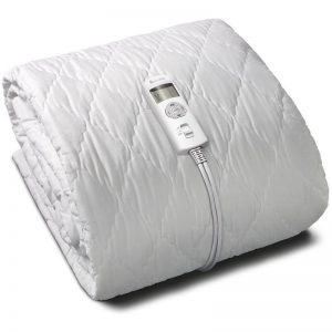Breville BZB517WHT Single Fitted Electric Blanket 1542433
