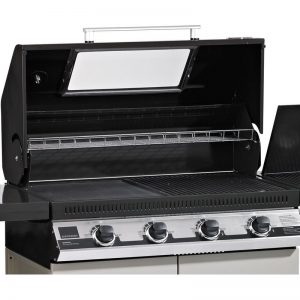 Beefeater BD47842 Discovery 1100E 4 Burner Mobile LPG BBQ 1546199