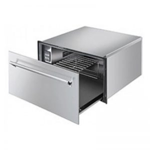 Smeg CT29X 29cm Height Stainless Steel Classic Warming Drawer 1549730