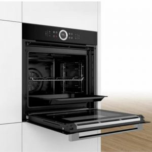 Bosch HBG675BB2A 60cm Serie 8 Pyrolytic Built-In Oven 1549775
