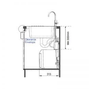 Zip HT2786 HydroTap Arc Boiling Filtered Water 1551720