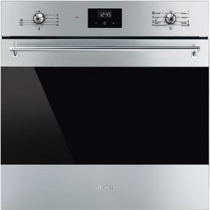 Smeg SFA6300X 60cm Classic Aesthetic Electric Built-In Oven 1565503
