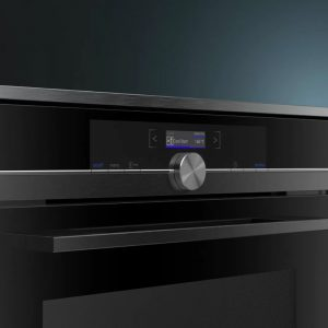 Siemens CM833GBB1A 45cm iQ700 Built-in Compact oven with Microwave Function 1605138
