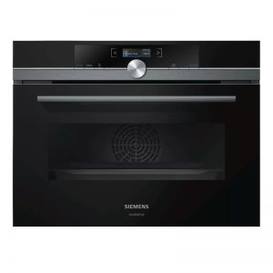 Siemens CM833GBB1A 45cm iQ700 Built-in Compact oven with Microwave Function 1605137