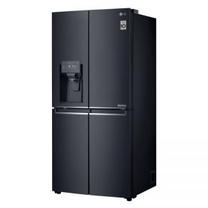 LG  GF-L570MBL 570L French Door Fridge with Ice & Water Dispenser 1576373