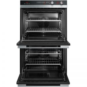 Fisher & Paykel 76cm OB76DDEPX3 Electric Built-In Double Oven 1599334