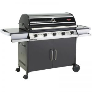 Beefeater BD47652 Discovery 1000R 5 Burner Mobile LPG BBQ 1603460