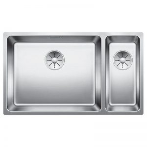 Blanco AND500/180UK5 1 and 1/4 Bowl Undermount Sink 1620767