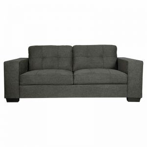 Ostro Y18960BSUN09 Beechworth Charcoal Three Seater Lounge 1640753
