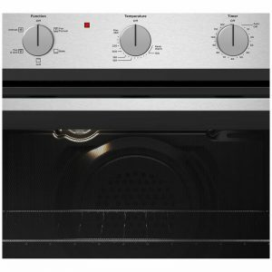 Westinghouse WVG613SCNG 60CM Multi-Function Stainless Steel Natural Gas Oven 1646807