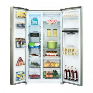 CHiQ CSS601SD 602L Side by Side Refrigerator 1661681