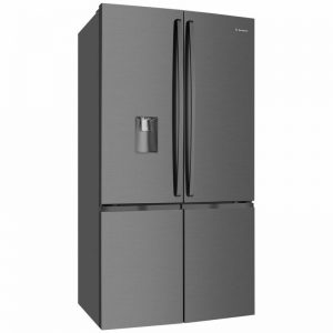 Westinghouse WQE6060BB 600L French Door Fridge with Ice Maker and Water Dispenser 1668129