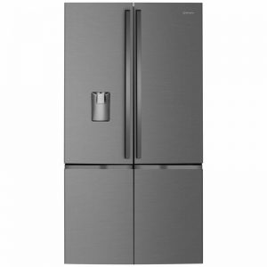 Westinghouse WQE6060BB 600L French Door Fridge with Ice Maker and Water Dispenser 1668133