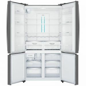 Westinghouse WQE6060BB 600L French Door Fridge with Ice Maker and Water Dispenser 1668139