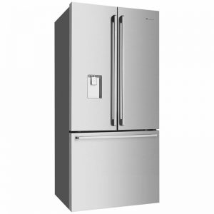 Westinghouse WHE5264SC 491L French Door Frost Free Fridge with Ice and Water Dispenser 1715210