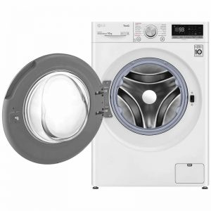 LG WV5-1410W 10kg Front Load Washing Machine with Steam 1782570